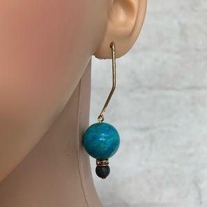LELE SADOUGHI Curved Drop Earrings, Beautiful!!